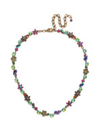 Sorrelli Volcano Crystal Necklace ~NBL12AGVO