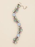 Sorrelli Running Water Crystal Bracelet~BCW10ASRW
