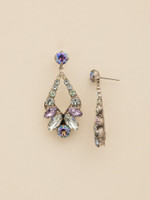 Sorrelli Running Water Crystal Earrings~EDA53ASRW