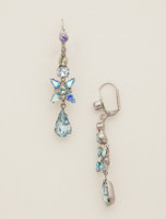 Sorrelli Running Water Crystal Earrings~ECR30ASRW