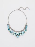 **SPECIAL ORDER**Ocean Crystal Necklace~ NCW10ASOC
