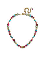**SPECIAL ORDER**Sorrelli Botanical Brights Crystal Necklace~ NDR16AGBOT