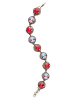 Red Ruby Crystal Bracelet~BCN2ASRRU
