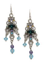 Sorrelli Moonlit Shores Crystal Earrings~ EDS2ASMLS