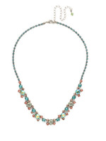 Sorrelli Vivid Horizons Crystal Necklace~ NDK11ASVH