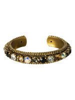Sorrelli Evening Moon Crystal Bracelet~BCN1AGEM