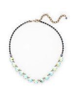 **SPECIAL ORDER**DRESS BLUES CRYSTAL NECKLACE BY SORRELLI~NCU19AGDBL