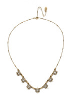 **SPECIAL ORDER**LISA OSWALD NECKLACE BY SORRELLI~NDW11AGCRY