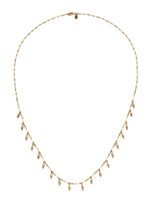 **SPECIAL ORDER**LISA OSWALD NECKLACE BY SORRELLI~NDW19AGCRY