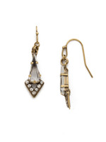 **SPECIAL ORDER**LISA OSWALD EARRINGS BY SORRELLI~EDW23AGCRY