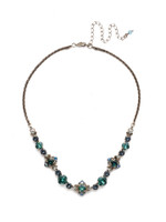 **SPECIAL ORDER**BLUE SUEDE NECKLACE BY SORRELLI~NDX4ASBSD