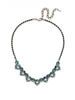 **SPECIAL ORDER**BLUE SUEDE NECKLACE BY SORRELLI~NDX9ASBSD