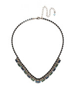 **SPECIAL ORDER**BLUE SUEDE NECKLACE BY SORRELLI~NDX10ASBSD