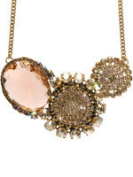 **SPECIAL ORDER**SORRELLI RAW SUGAR CRYSTAL NECKLACE ~NCK1AGRSU