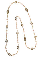 ***SPECIAL ORDER***SORRELLI RAW SUGAR CRYSTAL NECKLACE~ NCK19AGRSU