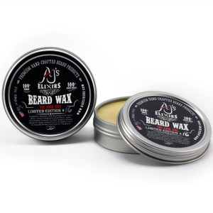 AJ's Elixirs Dark Side #16 Beard Shaping and Volumizing Wax.