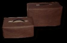 Dr. Z Carmen Ghia Head Cabinet Cover in vintage brown
