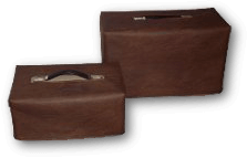 Dr. Z Carmen Ghia Head Cabinet Cover in vintage brown