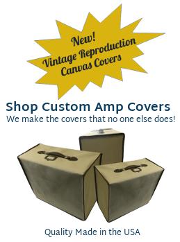 Shop Custom Amp Covers