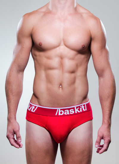 Classic Baskit brief, built in comfort, built in pouch and built in pocket for your built in Billy