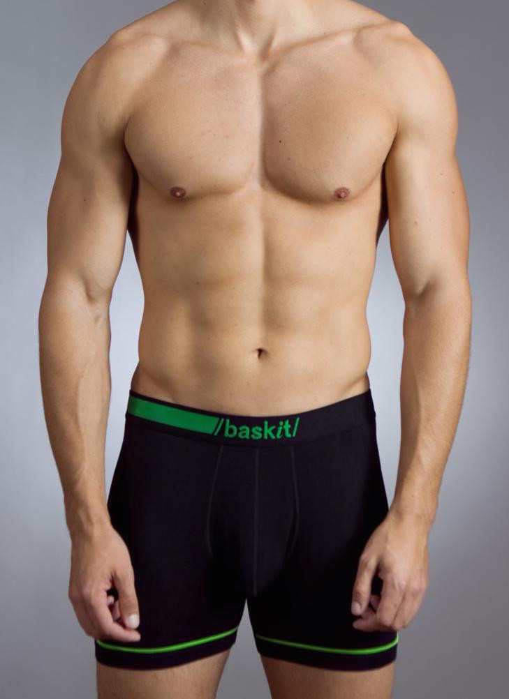 Boxers or briefs? Why not have both? Tastefully sporty and texturally smooth. The Boxer brief provides you with a less bunchy waist band, support of our brief with the casual look of a boxer.