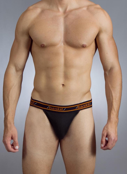 This is the ultimate Jock in white or black. This jock has got your back, well your front anyway.