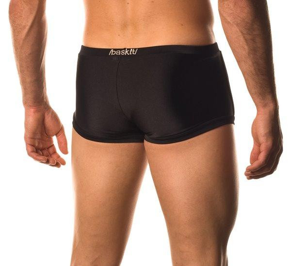 Love our sexy Playas but require a smidge more coverage? The Playa trunk is the suit for you.