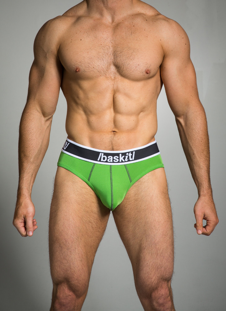 Our original Jockbrief design with moisture wicking fabric to make it even more comfortable.