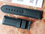 Panerai OEM Carbon Fiber  Mad Maxx 24/22 Standard Length  for Deploy $250 USD
