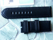 Panerai OEM Black Calf Strap 26/26 mm