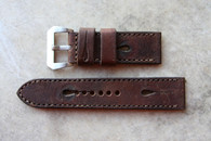 Rob Montana Vintage Military Strap w Holes 26 mm Standard Length $165 USD