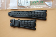 Audemars Piguet Royal Oak Offshore Strap Montoya Racing Black Stitching Retail $450 Now $435 USD