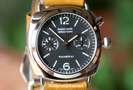 Panerai PAM 67 Radiomir Zerograph Lamania 1940's Mvmt White Gold LTD 42mm, ON HOLD