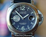 Panerai PAM 86 Luminor Marina Anthracite Dial 44 mm