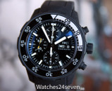 IWC Aquatimer Galapagos Chronograph Limited Production Model 376705
