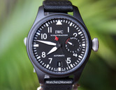 IWC Big Pilot Top Gun 7 day Automatic Ceramic 48mm