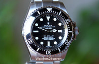 Rolex Deepsea Sea-Dweller Model 116660