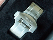 Panerai OEM Deployant Buckle Brushed 20 mm  for 40 mm watch: $430 USD