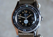 Blancpain Fifty Fathoms Mil Spec 1 Vintage Dive watch: Call for Information