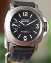 Panerai PAM 40 titanium Luminor with T dial VERY RARE