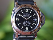 Panerai PAM 27 A Luminor Marina Power Reserve Silver Arrow 44 mm