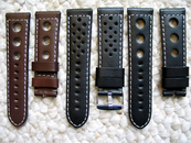 German Calf Racing Straps