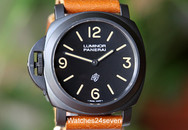 Panerai PAM 360 Luminor  Logo Dial PVD Paneristi LTD Destro Modified, 44 mm