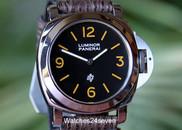 Panerai 5218-201a Pre Vendome Logo NON Matching Dial 44mm