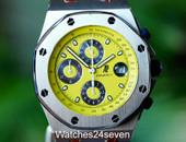 Audemars Piguet Royal Oak Offshore Chronograph Yellow, 42mm ON HOLD