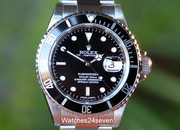 Rolex Submariner Date Stainless Steel Ref. 16610 40mm