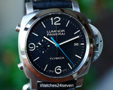 Panerai PAM 524 Luminor 1950 3 Days Flyback Acciaio 44mm