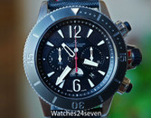 Jaeger-LeCoultre Master Compressor Chronograph GMT Navy SEALs LTD, Q178T470