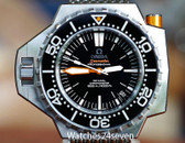 Omega Seamaster Ploprof 1200 meter Black Dial Auto Co-Axial Diver, ON HOLD