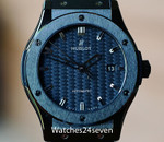 Hublot Classic Fusion Black Magic Carbon & Titanium 42mm
